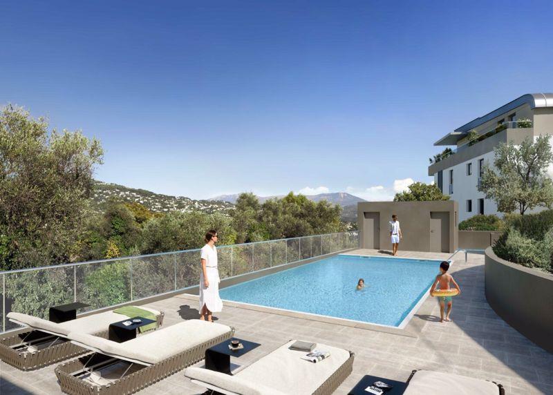 Les Hauts de Rimiez - 3 Bed Accommodation in Nice