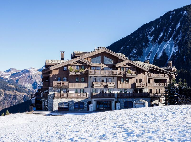 Manali Lodge - 2 Bed+Cabin Chalet in Courchevel