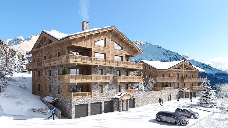 Les Chalets Du Golf - 2 Bed + Cab Accommodation in Alpe d'Huez