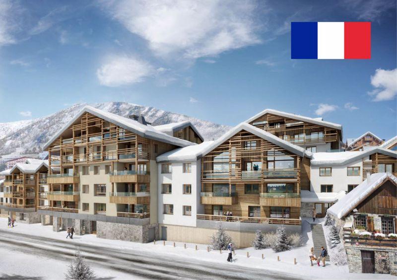 Les Fermes de l'Alpe - T4 Chalet in Alpe d'Huez