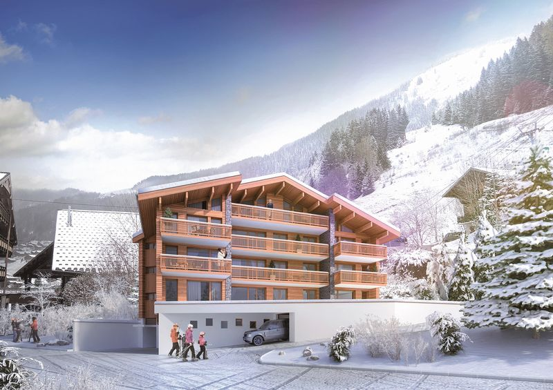 La Cremaillere - 3 Bed Chalet in Chatel