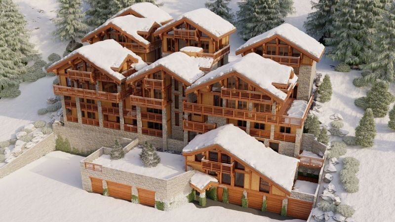 K2 - 3 Bed Accommodation in Les Menuires