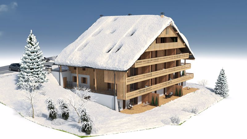 Ferme de Suzanne - 2 Bed  Accommodation in Chatel