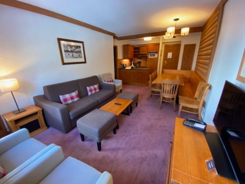 Arc 1950 - 502 Auberge Jerome - 3 Bed Accommodation in Les Arcs