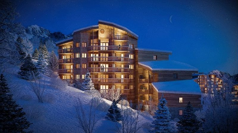 Residence Arietis - 2 Bed Accommodation in Avoriaz
