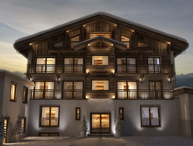Mageva - 4 Bed Accommodation in Megeve