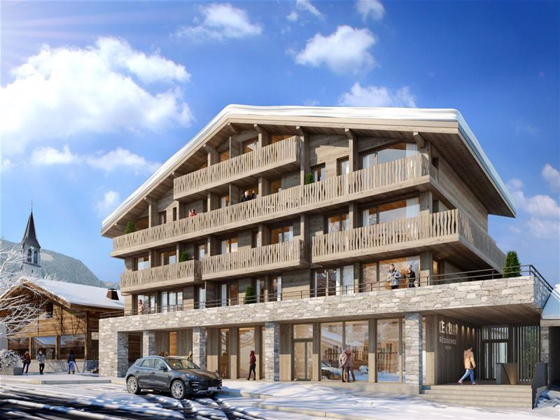Club 26 - 1bed  Chalet in Chatel
