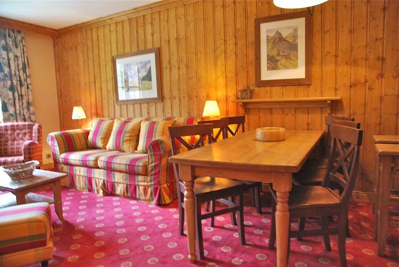 Arc 1950 - 461 Refuge du Montagnard - 2 Bed Accommodation in Les Arcs