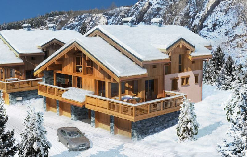 Chalet Rocher - 5 Bed Accommodation in Les Menuires
