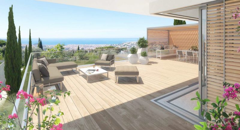 Domaine de Gairaut - 3 Bed Accommodation in Nice