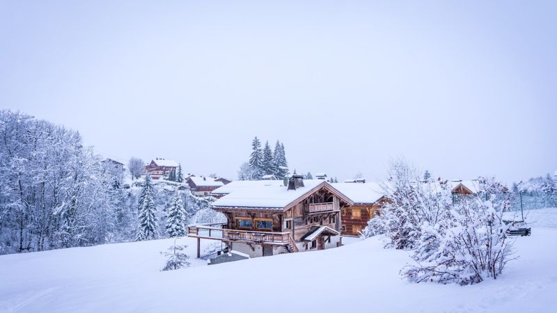 Chalet Morgan - 4 Bed Accommodation in Megeve