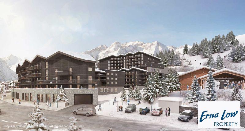 Le Hameau - Studio Chalet in Les Deux Alpes