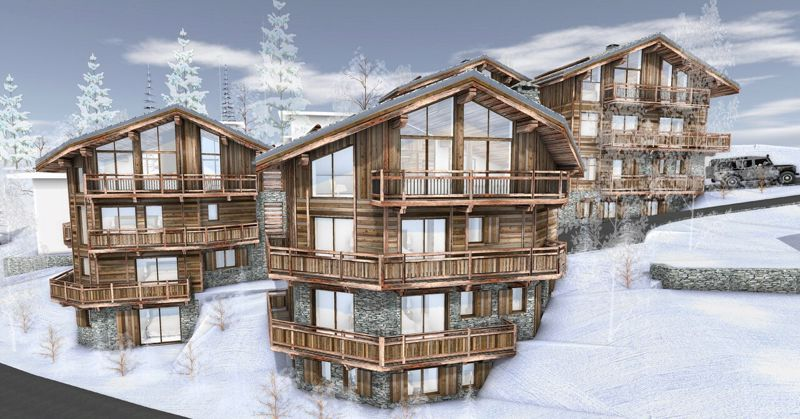 Courchevel accommodation chalets for sale in Courchevel apartments to buy in Courchevel holiday homes to buy in Courchevel