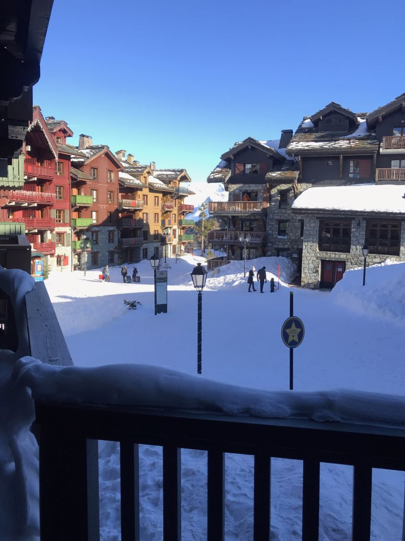 Arc 1950 - 523 Auberge Jerome - 1 Bed Accommodation in Les Arcs