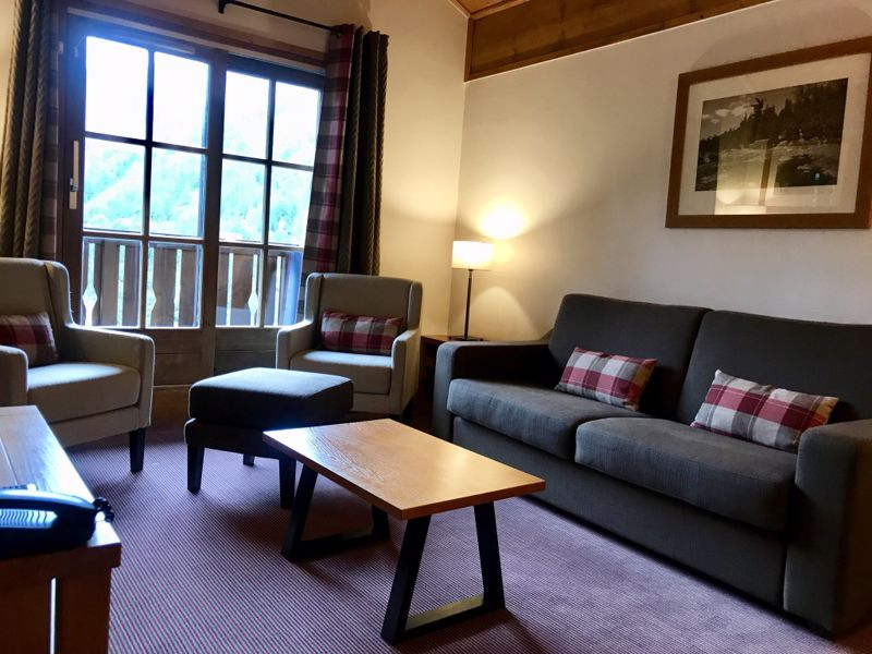 Arc 1950 - 425 Auberge Jerome (2 Bed) Accommodation in Les Arcs
