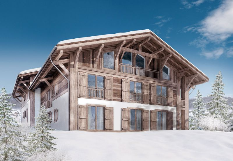 Gypaete - 3 Bed Accommodation in Megeve