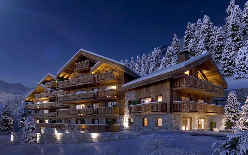 Parc Alpin - 3 Bed, Meribel Accommodation in Meribel