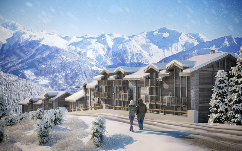 Alpamayor - 4 Bed  Chalet in Courchevel
