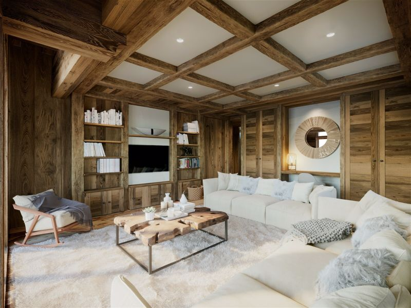 Chalet de la Combe - 6 Bed Accommodation in Megeve
