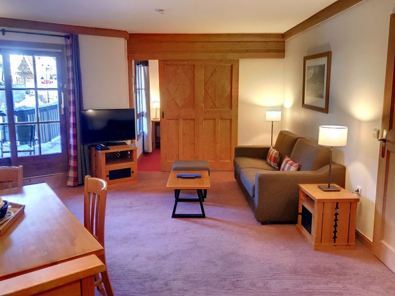 Arc 1950 - 446 Auberge Jerome - 1 Bed Accommodation in Les Arcs