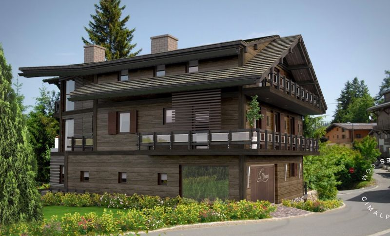 Chalet Medicis - 3 Bed Accommodation in Megeve