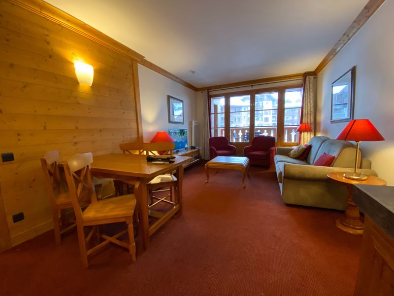 Arc 1950 - 445 Prince des Cimes (1 Bed) Accommodation in Les Arcs