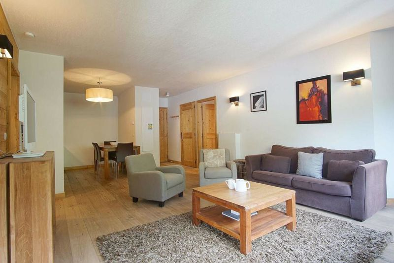 Ours Bleu - 2 Bed Accommodation in Chamonix