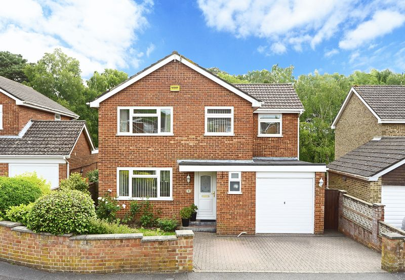 Property for sale in Edgarton Road, West Canford Heath, Poole, BH17