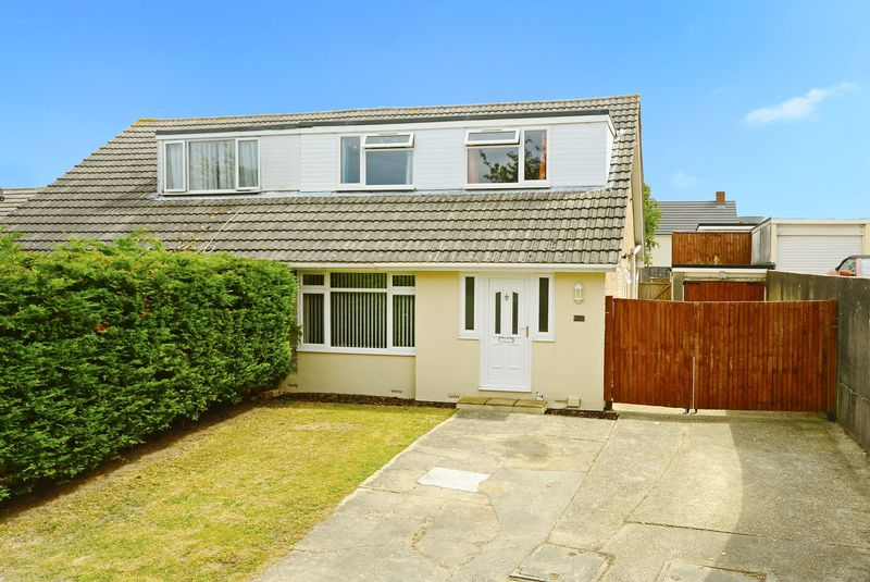 Property for sale in Scarf Road, Canford Heath, Poole BH17