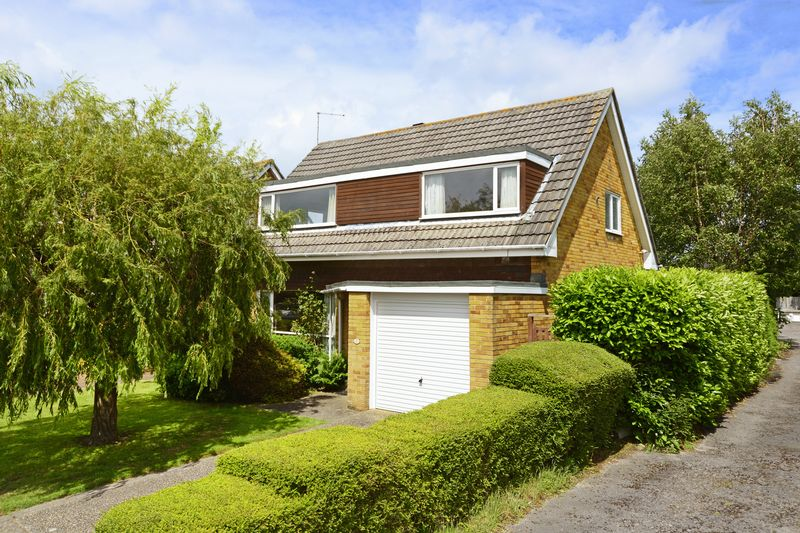 Property for sale in Kelly Close, Poole, BH17