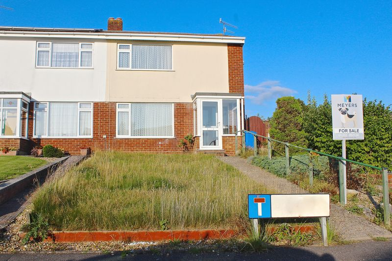 Property for sale in Wykeham Close, Canford Heath, Poole, BH17