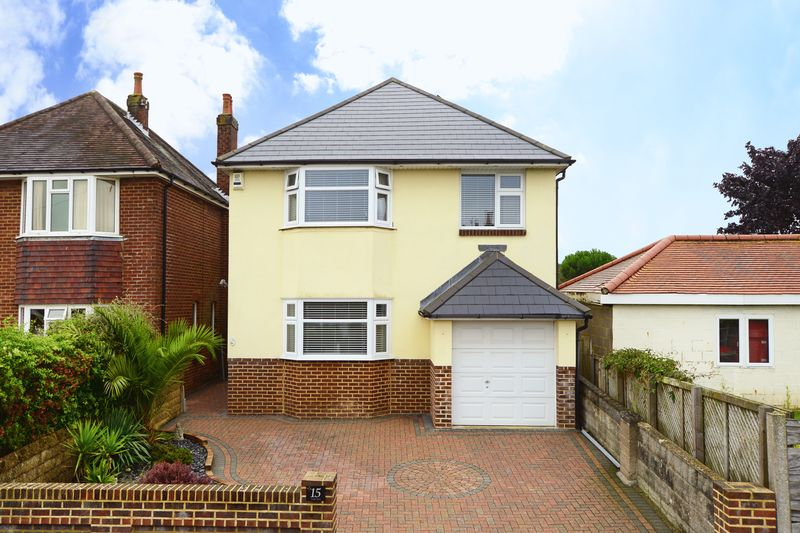Property for sale in Bright Road, Oakdale, Poole, BH15