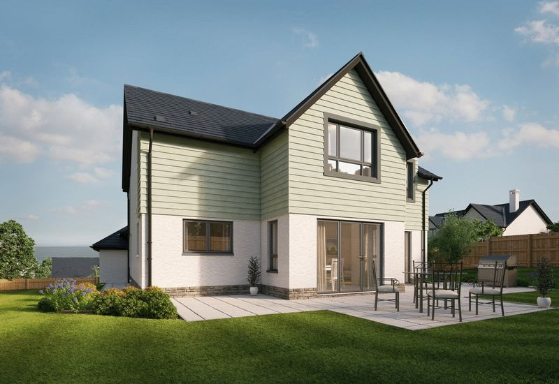 4 Bedrooms Property for sale in The Breaksea Plot 18, Craig Yr Eos Avenue, Ogmore-by-Sea