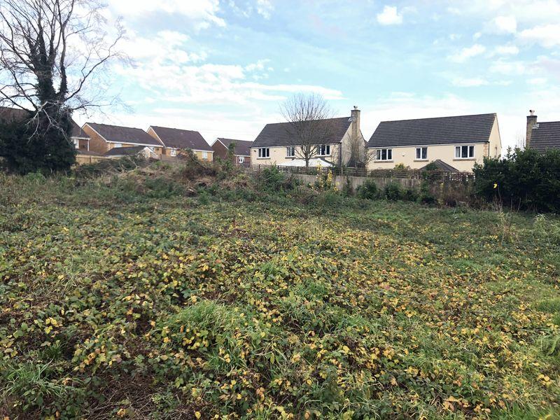 Land at Broadlands House, Broadlands, Bridgend, CF32 0NS