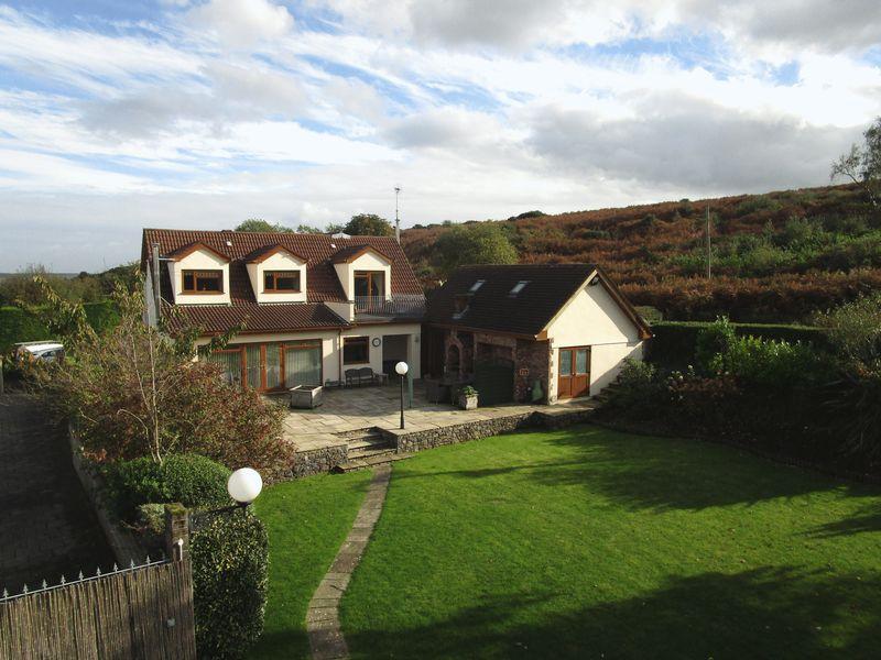 Mountain View, Heol Llan, Coity, Bridgend, CF35 6BU