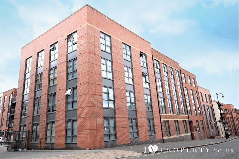 2 Bedrooms Property for rent in Metalworks, Jewellery Quarter