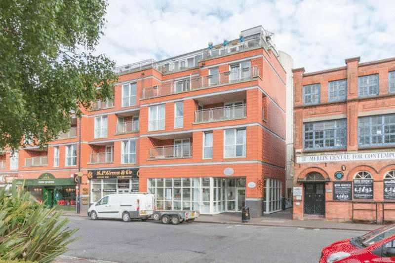 2 Bedrooms Property for sale in Heritage Court, Jewellery Quarter