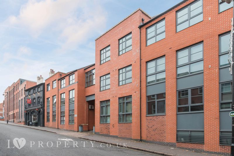 1 Bedroom Property for sale in Lion Court, Jewellery Quarter
