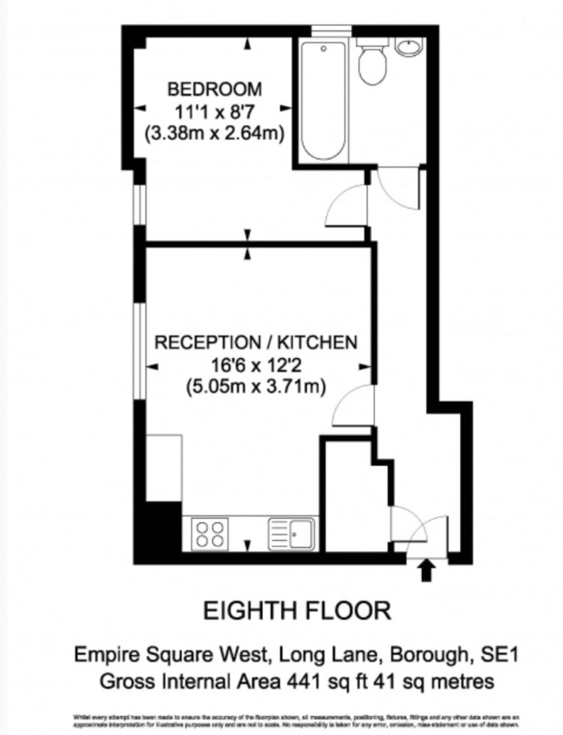 Floorplan not found