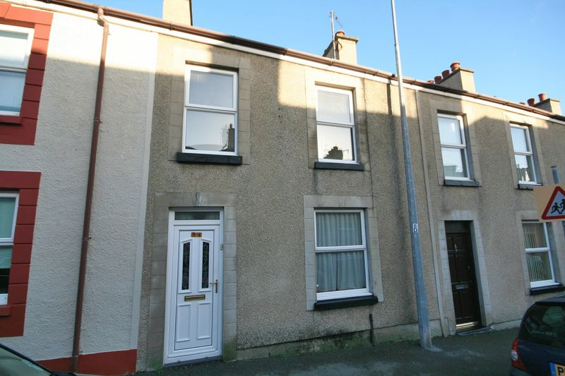 Newry Street, Holyhead, Anglesey