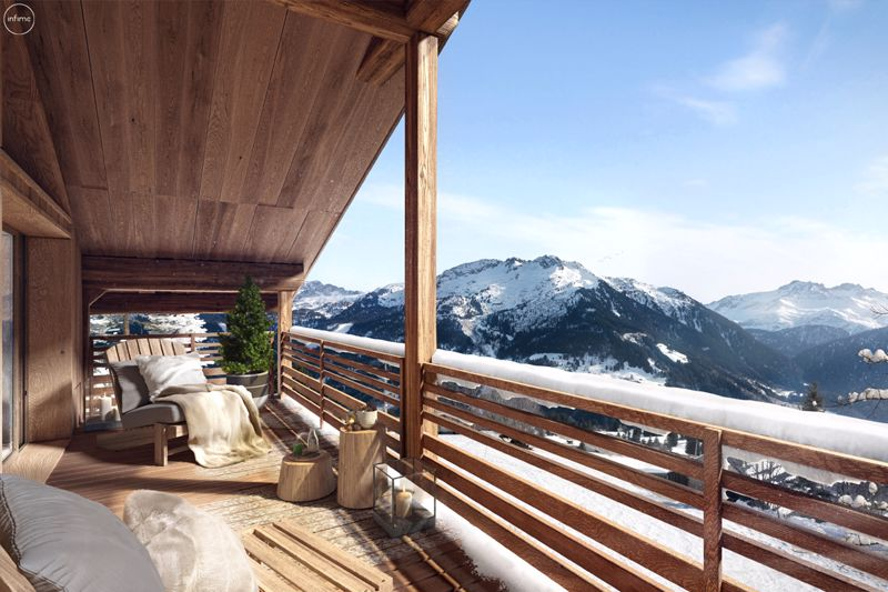 L'Altarena (2 bed + cabin), Les Saisies  Chalet in Les Saisies