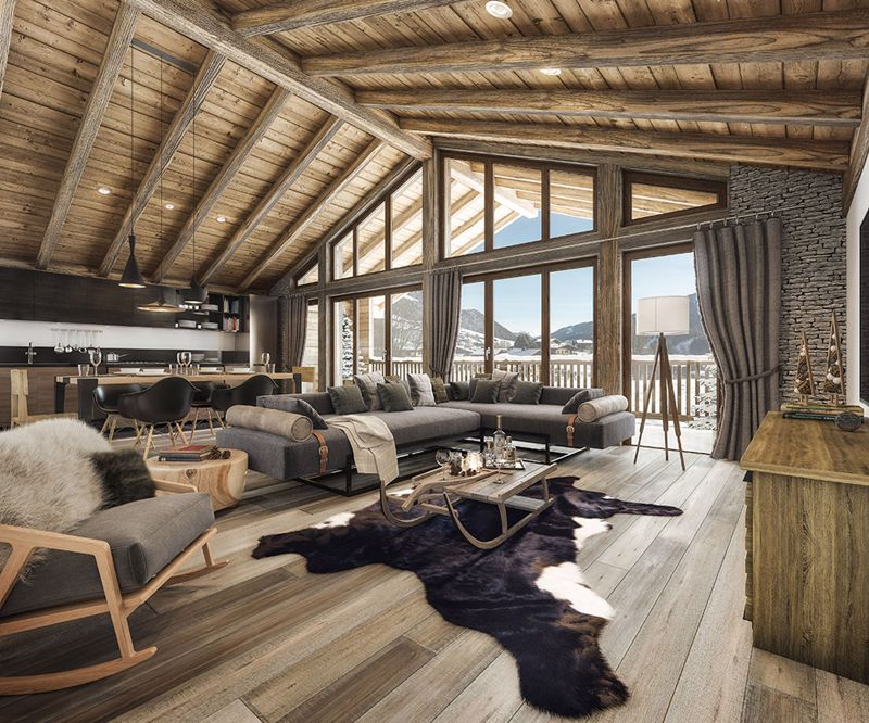 L'Altima (4 Bed), Megeve  Accommodation in Megeve