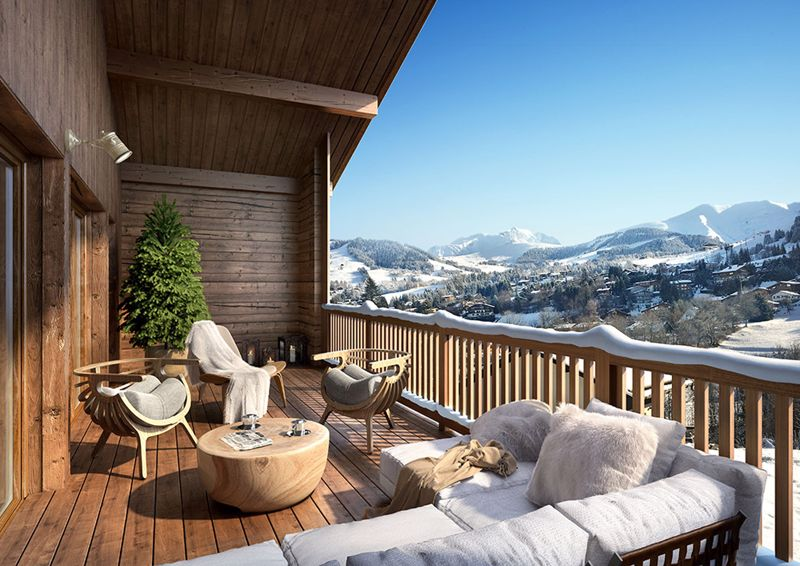 L'Altima (2 Bed + cabin), Megeve  Accommodation in Megeve