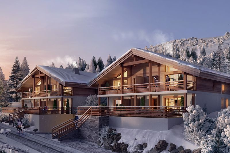 L'Altarena (3 bed + cabin), Les Saisies Chalet in Les Saisies
