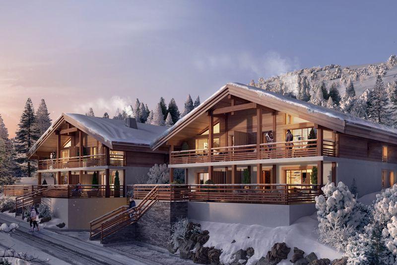 L'Altarena (1 bed + cabin), Les Saisies  Chalet in Les Saisies