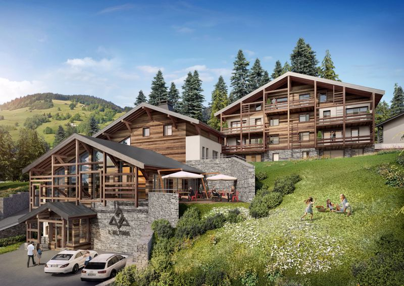 L'Altima (2 Bed), Megeve Accommodation in Megeve