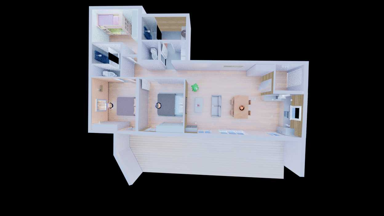 Architects Rendering