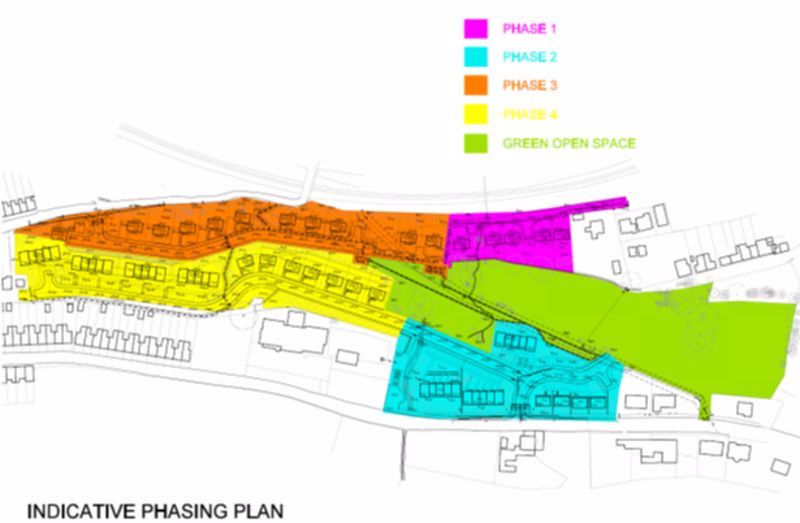 0.698 Acres of Development Land, North West of Llys Y Fran, Station Terrace, Bedlinog, Treharris, CF46 6TT