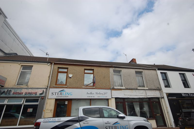 First Floor Offices, 10 Alfred Street, Neath, SA11 1EH