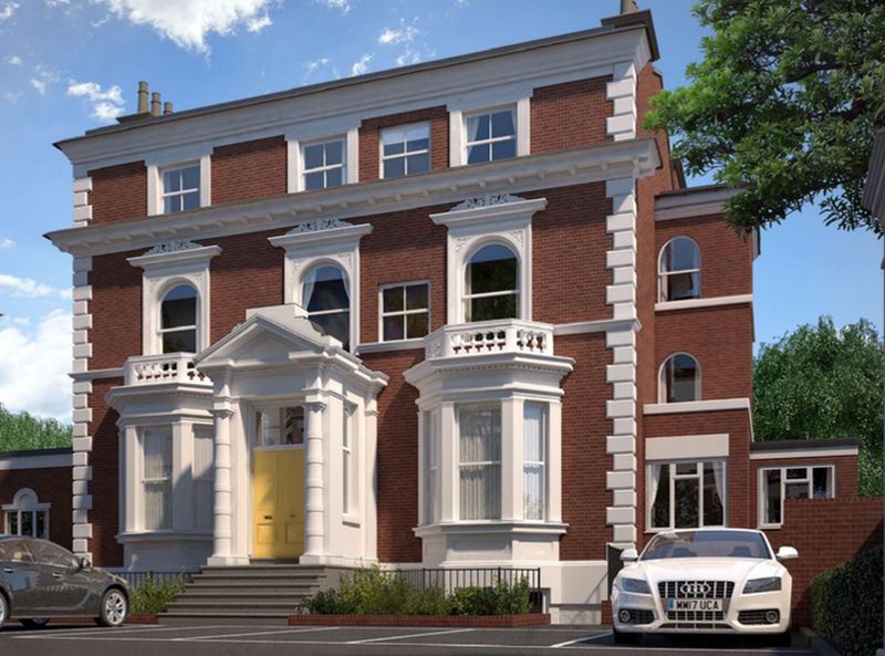 2 Bedrooms Property for sale in Devonshire Road, Liverpool